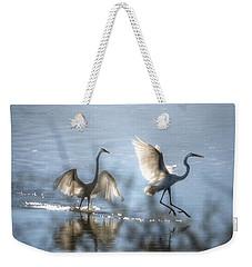 Water Ballet  Weekender Tote Bag by Saija  Lehtonen