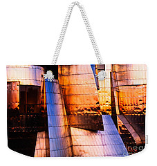 Weisman 1 Weekender Tote Bag by Joe Mamer