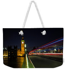 Westminster Weekender Tote Bag by Martin Newman