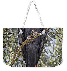 What Are You Looking At Weekender Tote Bag by Douglas Barnard
