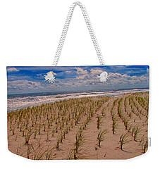 Wildwood Beach Breezes  Weekender Tote Bag by David Dehner