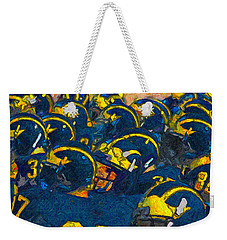 Winged Warriors Weekender Tote Bag by John Farr