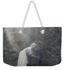 Wishing Well Weekender Tote Bag by Joana Kruse