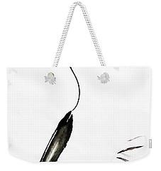 With My Head Held High Weekender Tote Bag by Oiyee At Oystudio