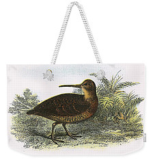 Woodcock Weekender Tote Bag by English School