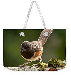 Worm Watch Weekender Tote Bag by Jean Noren