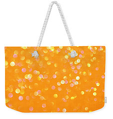 Yellow Submarine Weekender Tote Bag by Dazzle Zazz