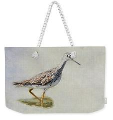Yellowlegs Weekender Tote Bag by Bill Wakeley
