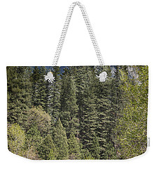 Yosemite National Park. Half Dome Weekender Tote Bag by Juli Scalzi