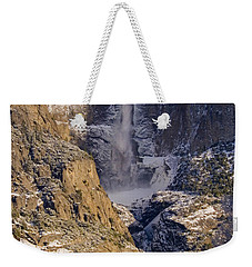Yosemite's Splendor Weekender Tote Bag by Bill Gallagher