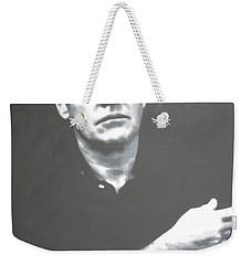 Jack Weekender Tote Bag by Luis Ludzska