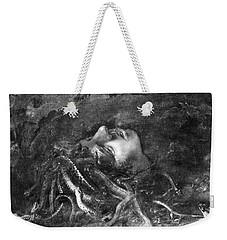 Mythology: Medusa Weekender Tote Bag by Granger