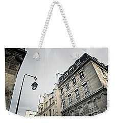 Paris Street Weekender Tote Bag by Elena Elisseeva