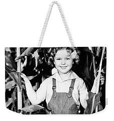 Shirley Temple (1928- ) Weekender Tote Bag by Granger