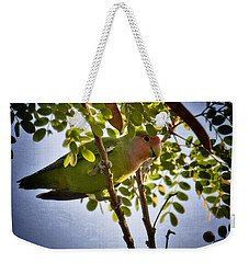 A Little Love  Weekender Tote Bag by Saija  Lehtonen