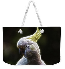 A Touch Of Yellow Weekender Tote Bag by Douglas Barnard