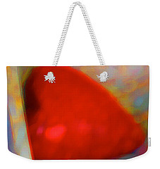 Weekender Tote Bag featuring the digital art Abundant Love by Richard Laeton