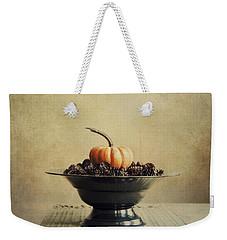 Autumn Weekender Tote Bag by Priska Wettstein
