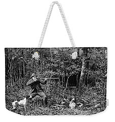 Bird Shooting, 1886 Weekender Tote Bag by Granger