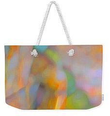 Weekender Tote Bag featuring the digital art Comfort by Richard Laeton
