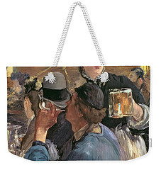 Corner Of A Cafe-concert Weekender Tote Bag by Edouard Manet