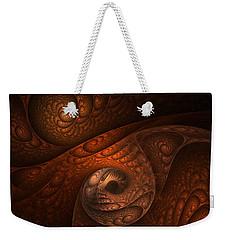 Developing Minotaur Weekender Tote Bag by Lourry Legarde