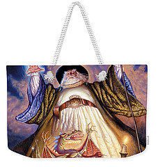 Dragon Spell Weekender Tote Bag by The Dragon Chronicles