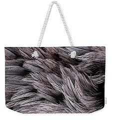 Emu Feathers Weekender Tote Bag by Hakon Soreide