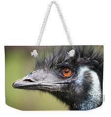 Emu Weekender Tote Bag by Karol Livote