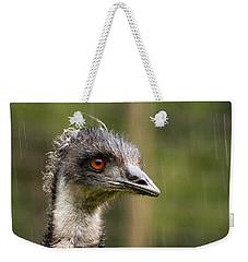 Emu Profile Weekender Tote Bag by Jean Noren