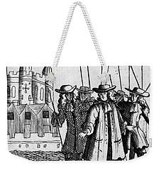 England: Popish Plot Weekender Tote Bag by Granger