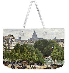 Garden Of The Princess Weekender Tote Bag by Claude Monet
