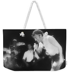 Glory Days - Bruce Springsteen Weekender Tote Bag by Bill Cannon