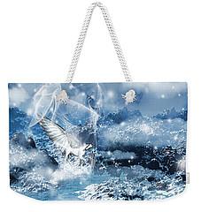 Heavenly Interlude Weekender Tote Bag by Lourry Legarde