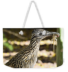 Lunch Anyone Weekender Tote Bag by Saija  Lehtonen