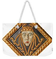 Medusa Weekender Tote Bag by Photo Researchers