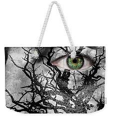 Medusa Tree Weekender Tote Bag by Semmick Photo