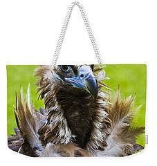 Monk Vulture 4 Weekender Tote Bag by Heiko Koehrer-Wagner