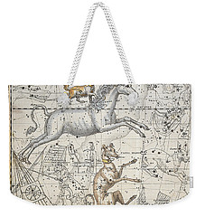 Monoceros Weekender Tote Bag by A Jamieson