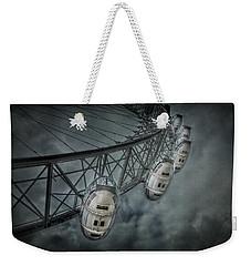 More Then Meets The Eye Weekender Tote Bag by Evelina Kremsdorf