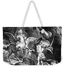 Mythology: Perseus Weekender Tote Bag by Granger