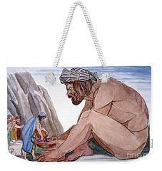 Odysseus & Cyclops Weekender Tote Bag by Granger
