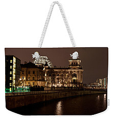 Reichstag Landscape Weekender Tote Bag by Mike Reid