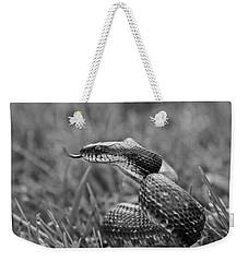 Sense Weekender Tote Bag by Betsy Knapp