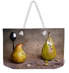 Simple Things 13 Weekender Tote Bag by Nailia Schwarz
