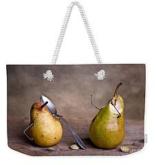 Simple Things 15 Weekender Tote Bag by Nailia Schwarz