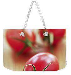 Small Tomatoes Weekender Tote Bag by Elena Elisseeva