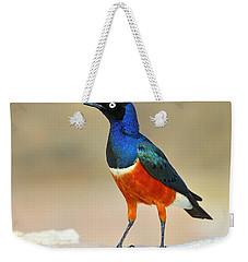 Superb Weekender Tote Bag by Tony Beck