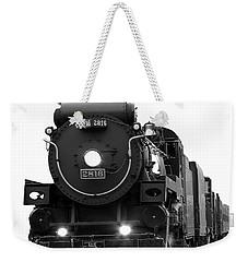 The Empress Weekender Tote Bag by Vivian Christopher