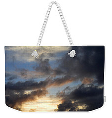 Tropical Sunset Weekender Tote Bag by Fabrizio Troiani